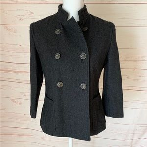 Urban Outfitters Troy Smith for D Pea coat